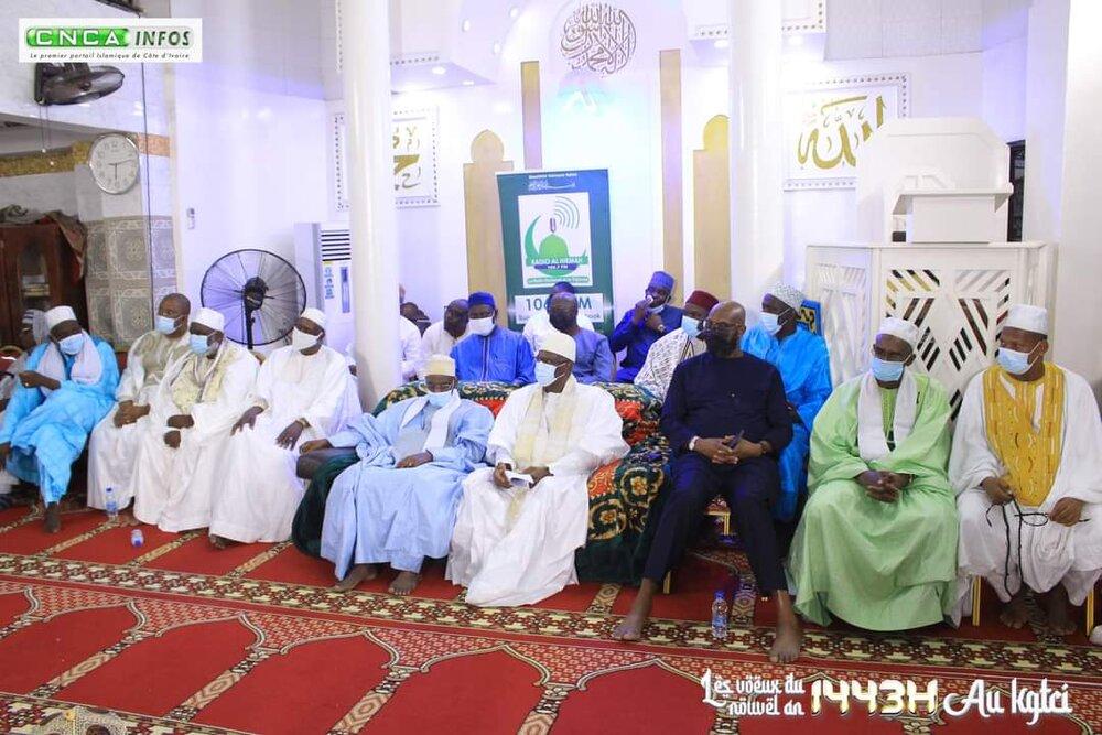 افتتاح تنها رادیو مستقل فرقه تیجانیه در آفریقا