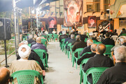 تصاویر/ مراسم ختم مرحوم آیت الله فقیه ایمانی در اصفهان