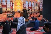 تصاویر/ دومین شب مراسم عزاداری اباعبدالله الحسین(ع) در اهواز