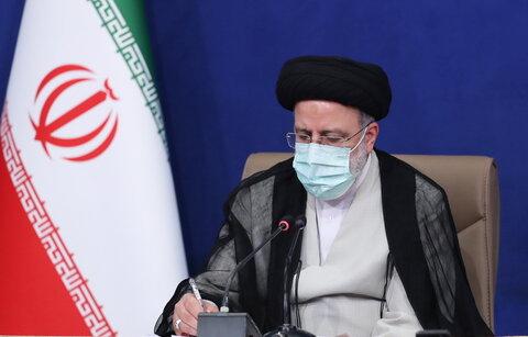 حجت الاسلام والمسلمین رئیسی - رئیس جمهور