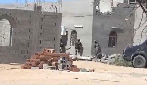 تخریب خانه مردم حویطات در عربستان