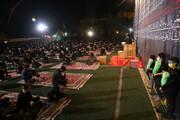 تصاویر / سومین شب مراسم عزاداری هیئت هنر و رسانه