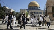 دادگاه اسرائیل برگزاری مراسم یهودی در مسجدالاقصی را قانونی اعلام کرد