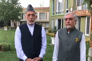 مصادر لـCNN: كرزاي وعبدالله عبدالله بلا حماية وتحت الإقامة الجبرية في كابول