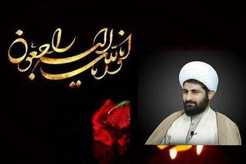 روحانی که روی تخت ICU هم نماز اول وقت را ترک نکرد