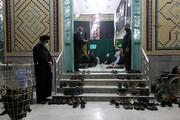تصاویر/ مراسم یادبود مرحوم آیت الله سید جواد طالقانی