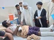 سانحہ بہاولنگر؛ شیعہ علماء کونسل پاکستان کی شہداء کے لواحقین اور زخمیوں کی عیادت