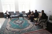مرحوم فرج نژاد در روشنگری فتنه صهیونیست ها توانمند بود