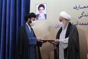 «موسوی» مدیر دفتر شورای سیاستگذاری ائمه جمعه قزوین شد