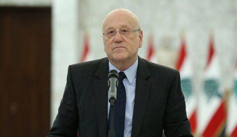نجیب میقاتی نخست وزیر مأمور به تشکیل دولت لبنان