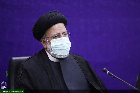 بالصور/ زياة السيد رئيسي إلى محافظة خوزستان جنوبي إيران