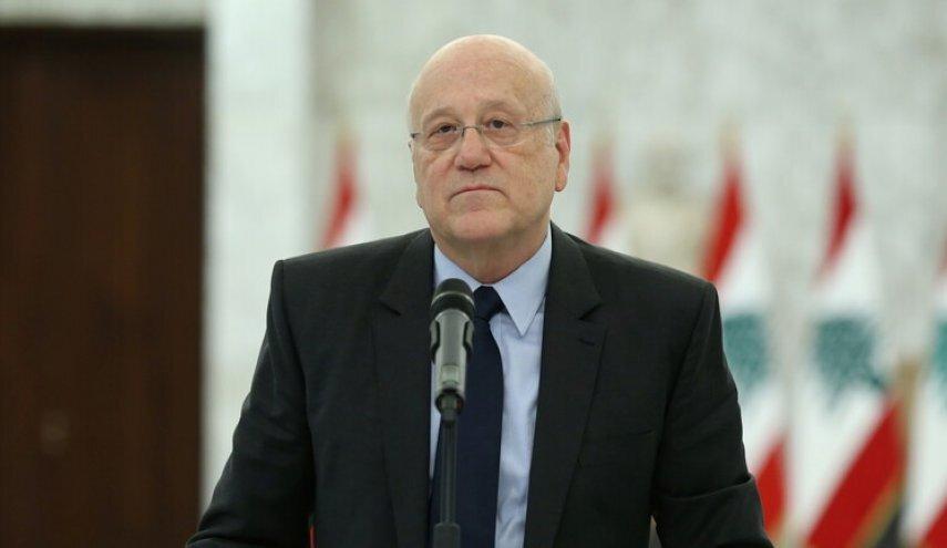 کابینه جدید لبنان رأی اعتماد گرفت