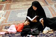نقش برجسته مادران در تربیت فرزندان عاشورایی