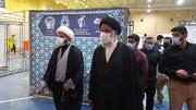 فیلم   سخنان امام جمعه اهواز در حاشیه بازدید از قرارگاه شهید فرجوانی اهواز