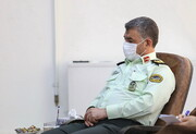 پیشتازی پلیس قم در حوزه هوشمندسازی از سایر استانهای کشور/ پلیس وقف مردم است