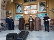 تصاویر/ برنامههای نمایندگان دفتر اجتماعی و سیاسی حوزه در کرمانشاه