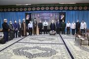 تصاویر/ دیدار مجمع نمایندگان مجلس و بسیجیان با آیت الله ناصری یزدی