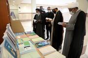 فیلم | بازدید مسئول مرکز رسانه و فضای مجازی حوزه از کتابخانه مرکز بررسیهای اسلامی