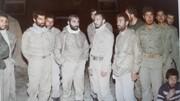 روایتی از رشادت نیروهای همدانی در عملیات قراویز