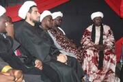 برگزاری مراسم عزاداری ماه محرم در ساحل عاج +تصاویر