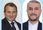 ایرانی ایندھن لبنان بھیجنے پر لبنانی سابق وزیر خارجہ کا اسلامی جمہوریہ ایران کی قدردانی