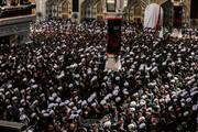 بالفيديو/ اقامة صلاة الميت على روح آية الله السيد محمد سعيد الحكيم في الصحن العلوي الشريف