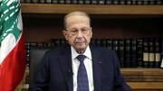 رئیس جمهور لبنان ارتحال آیتالله قبلان را تسلیت گفت