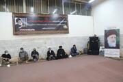 تصاویر / مراسم بزرگداشت مرحوم آیت الله العظمی سید محمد سعید حکیم در قم