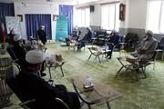 تصاویر/ نشست ائمه جمعه اهل سنت با نماینده ولی فقیه در خراسان شمالی