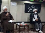 جلسه ستاد حوزوی بحران استان تهران تشکیل شد + عکس