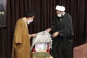 تصاویر / شورای هماهنگی روحانیت دفاع مقدس استان همدان