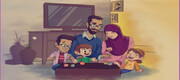مسئولیت والدین به مسائل مادی فرزندان خلاصه نمیشود