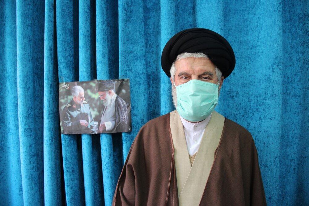 Устад Фатимиан: «Госпожа Зейнаб Кубра (са) была одной из лучших защитников Вилаята»