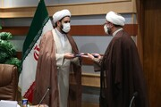انتصاب مدیر روابط عمومی دفتر تبلیغات اسلامی