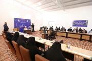 تصاویر/ آیین افتتاحیه سال تحصیلی جدید حوزه علمیه مشکوة
