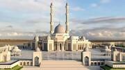 بزرگترین مسجد آفریقا در مصر در حال تکمیل است