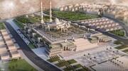 مصر میں افریقہ کی سب سے بڑی مسجد