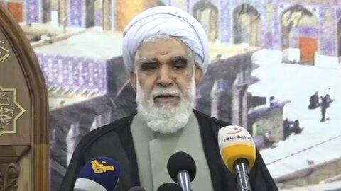 حجت الاسلام و المسلمین محمد حسن اختری
