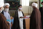 مدیر جدید مدرسه علمیه سفیران هدایت حبیب آباد اصفهان معرفی شد