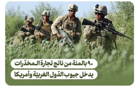 أكثر من 3800 شهيد، نتيجة تصدّي إيران لمافيا المخدّرات الدوليّة المدعومة من أمريكا والدول الغربيّة