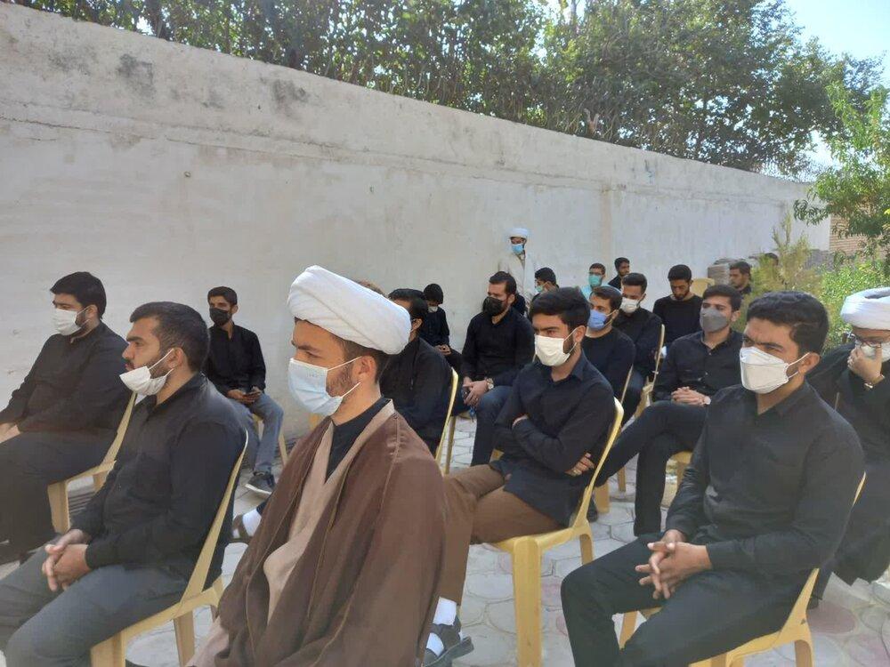 تصاویر / آغاز سال تحصیلی مدرسه علمیه شهید مصطفی خمینی (ره) شهرستان تاکستان