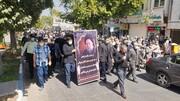 تصاویر / تشییع پیکر آیت الله حسینی کاهانی در شهر قوچان