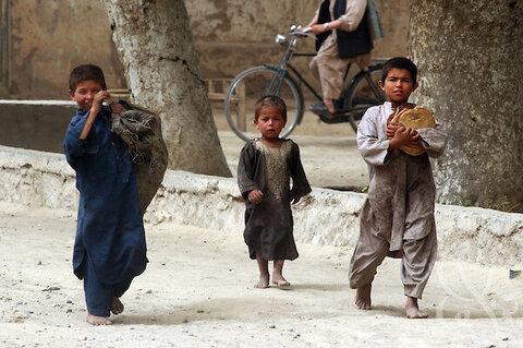 قحطی در افغانستان