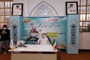 تصاویر/  آئین افتتاح مرکز تخصصی کلام و تفسیر حوزه علمیه کرمانشاه