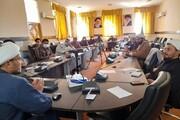 تصاویر/ کارگاه آشنایی با مهارت مشاوره و فرزند پروری در حوزه علمیه کرمانشاه
