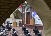 تصاویر/ آیین آغاز سال تحصیلی جدید حوزه علمیه خراسان