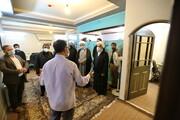 تصاویر/ بازدید تعدادی از نمایندگان مجلس شورای اسلامی از خبرگزاری حوزه