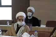 تصاویر / نشست ائمه جمعه استان همدان با رئیس شورای سیاست گذاری ائمه جمعه