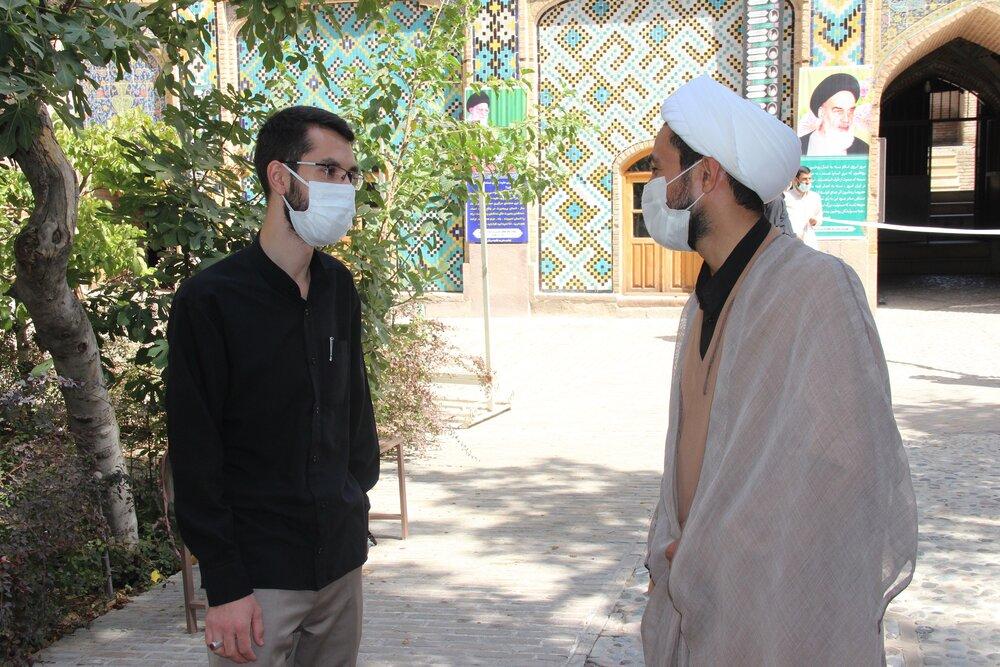 تصاویر / آغاز سال تحصیلی جدید مدرسه علمیه سردارین قزوین