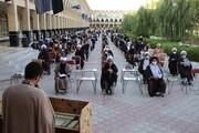 تصاویر / افتتاحیه سال تحصیلی جدید حوزه علمیه بناب